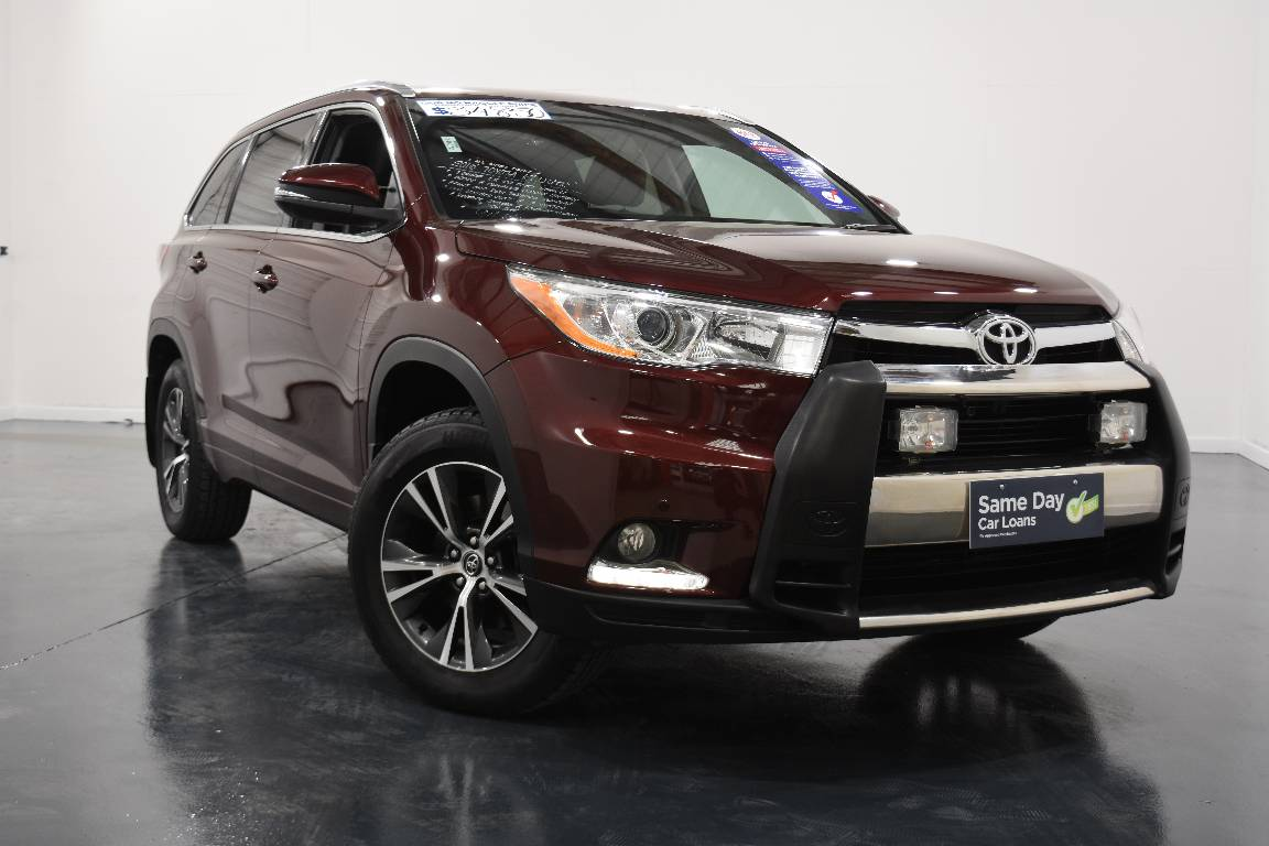 Toyota Kluger Gxl (4x4)