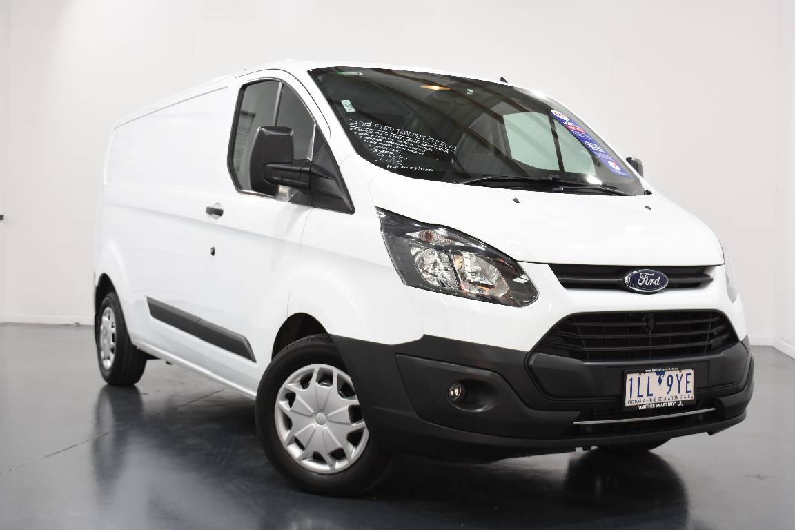 Ford Transit Custom 340l (lwb)