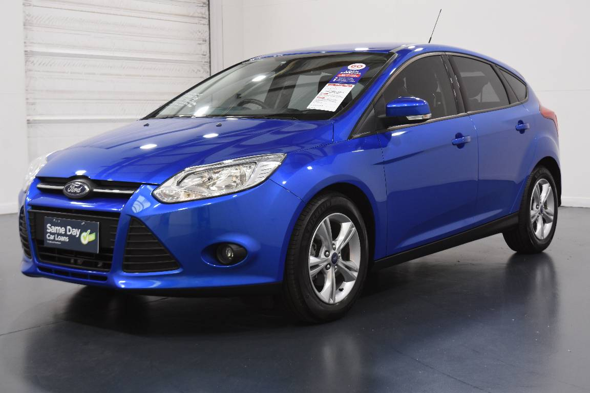 2015 Ford Focus TREND PWRSHIFT