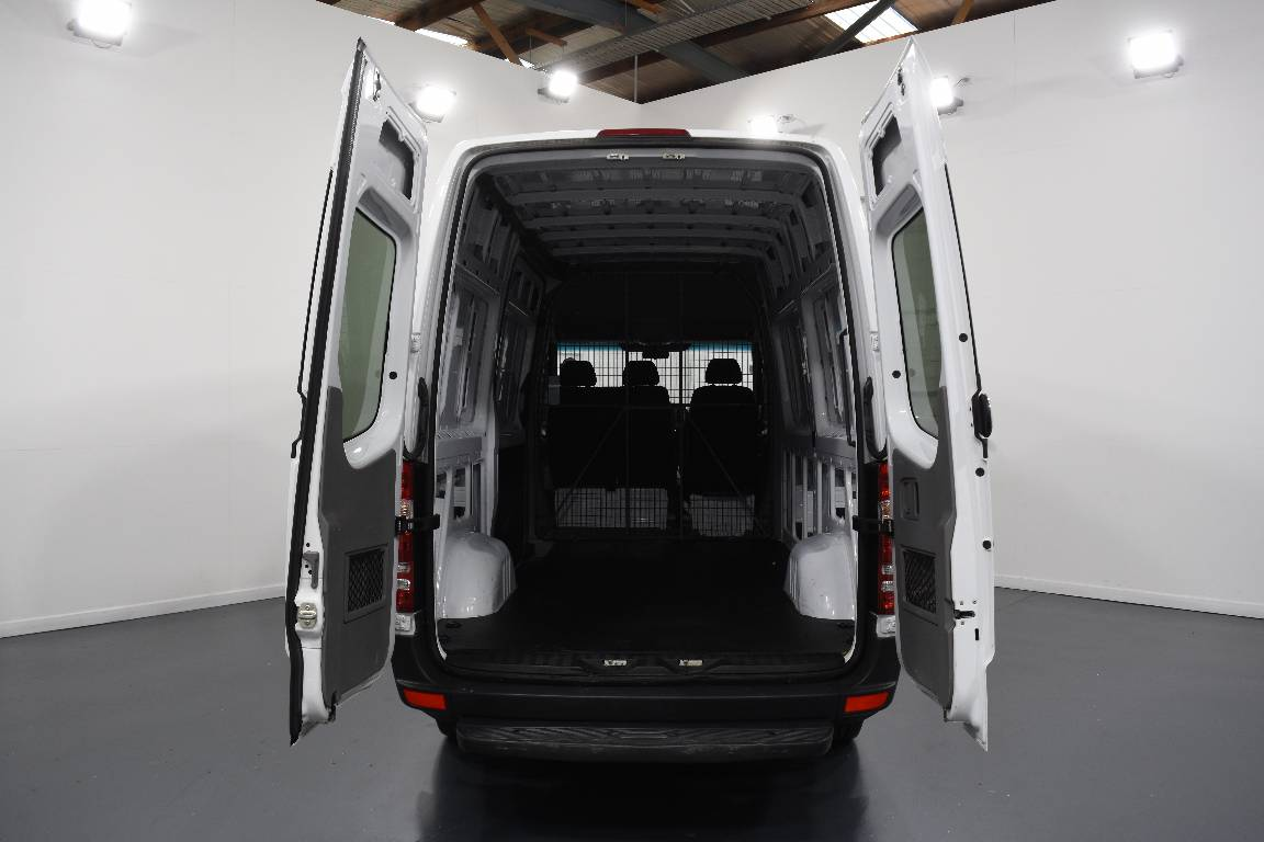 Mercedes-Benz Sprinter 313cdi Low Roof Swb 7g-tronic