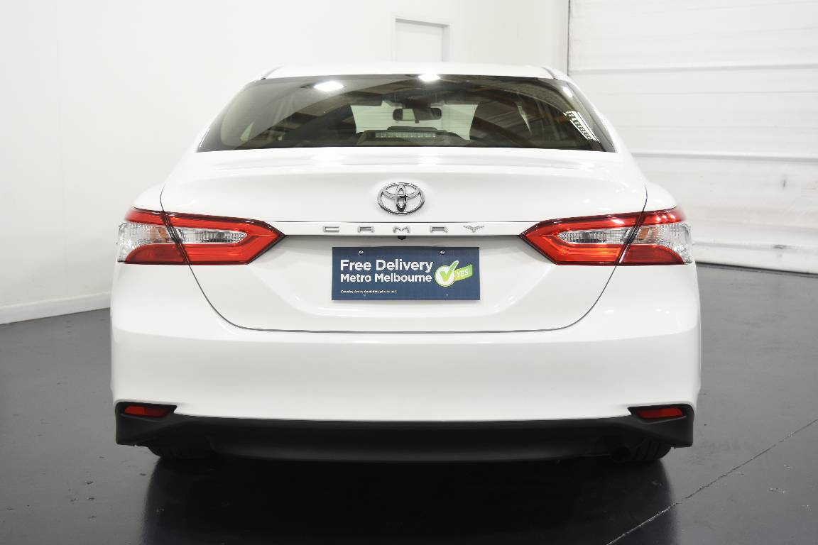 Toyota Camry Ascent