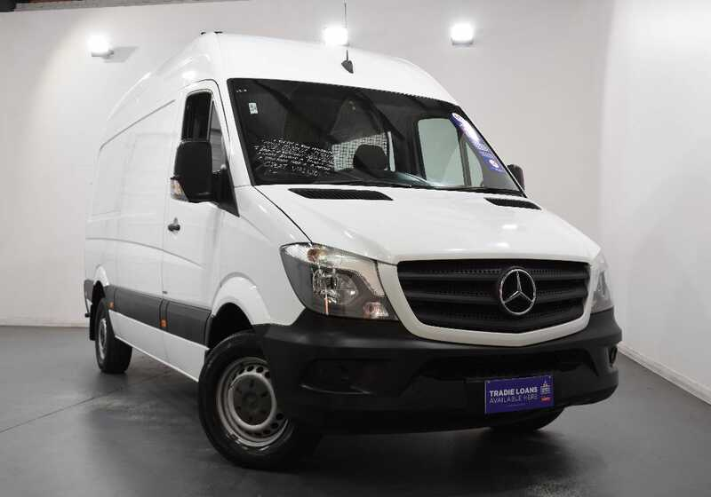 Mercedes-Benz Sprinter 313CDi Low Roof MWB 7G-Tronic