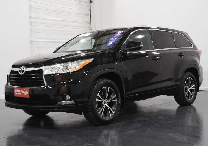 2016 Toyota Kluger Gxl (4x4)
