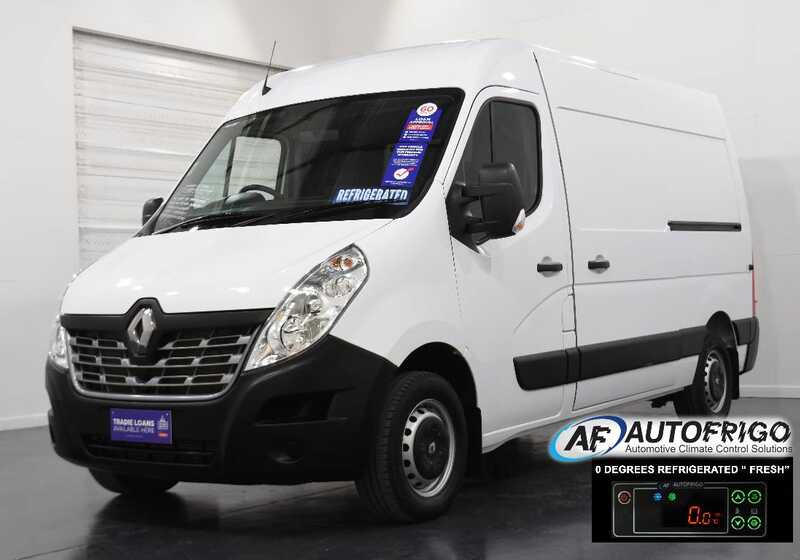 2019 Renault Master Low Roof Swb Amt