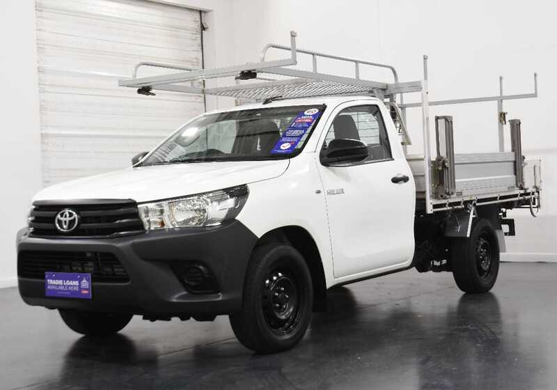 2017 Toyota Hilux Workmate
