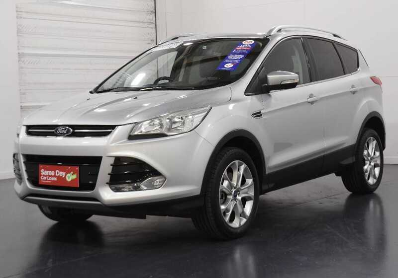 2014 Ford Kuga Trend (awd)