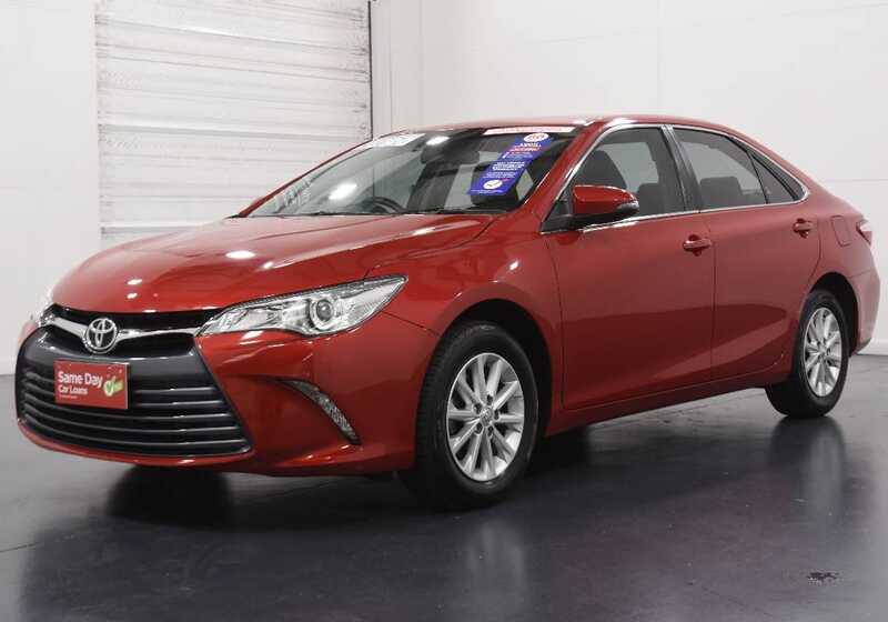 2015 Toyota Camry Altise