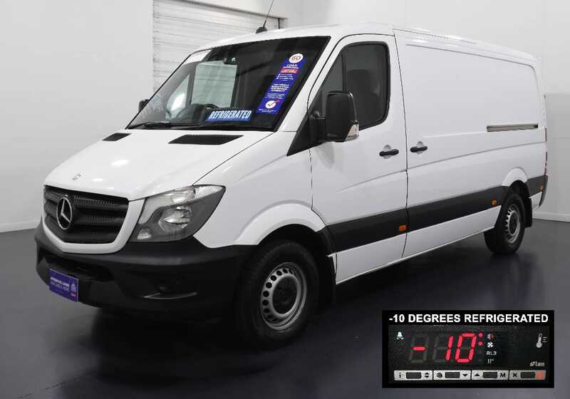 2015 Mercedes-Benz Sprinter 316CDi Low Roof MWB 7G-Tronic