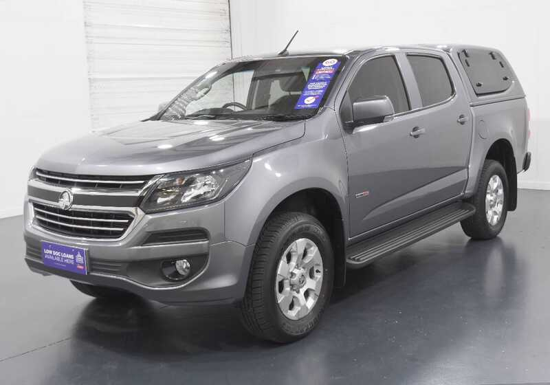 2016 Holden Colorado Ltz (4x2)