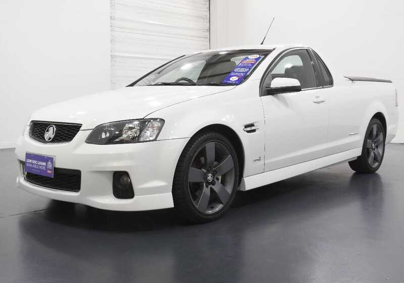 2012 Holden Commodore Sv6 Z-series