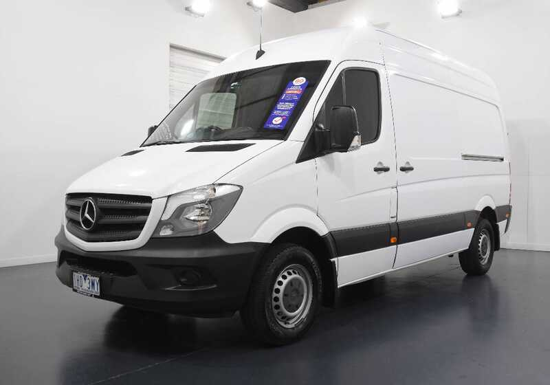 2016 Mercedes-Benz Sprinter 313cdi Low Roof Swb 7g-tronic