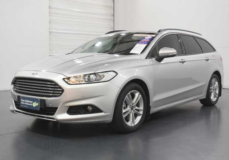 2017 Ford Mondeo Ambiente