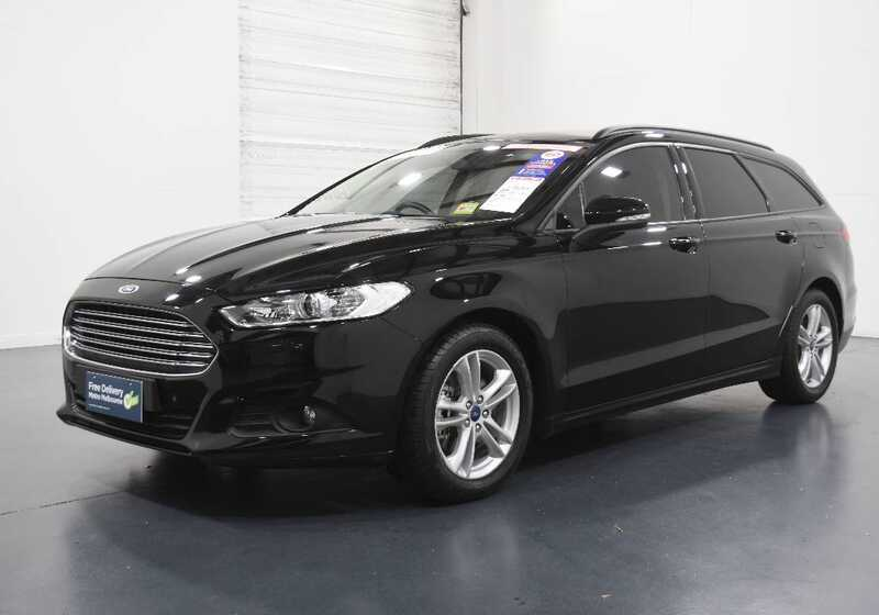 2016 Ford Mondeo Ambiente
