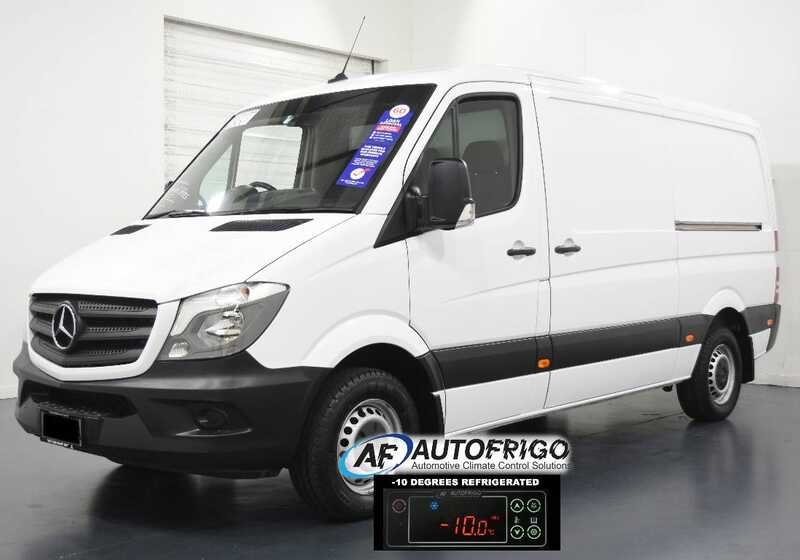 2018 Mercedes-Benz Sprinter 310cdi Low Roof Swb 7g-tronic