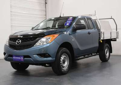 2015 Mazda Bt-50 Xt Freestyle 4x2