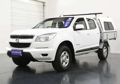 2015 Holden Colorado LS (4x2)