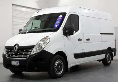 2016 Renault Master Mid Roof Mwb Amt