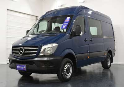 2016 Mercedes-Benz Sprinter 416cdi Low Roof Mwb 7g-tronic