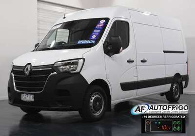 2020 Renault Master Pro Low Roof Swb Amt