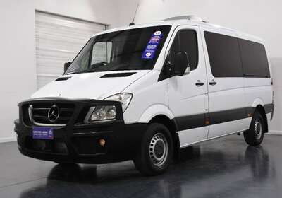 2012 Mercedes-Benz Sprinter 319cdi High Roof Lwb 7g-tronic