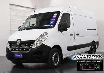 Renault Master Low Roof Swb Amt