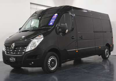 2018 Renault Master Low Roof Swb Amt