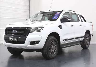 2017 Ford Ranger Fx4 Special Edition