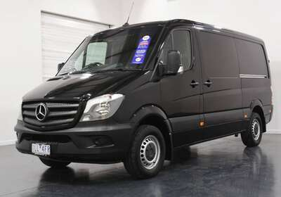 2017 Mercedes-Benz Sprinter 310cdi Low Roof Mwb 7g-tronic