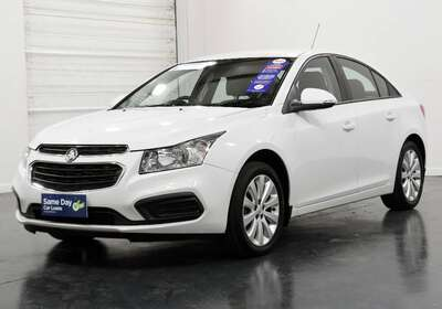 2016 Holden Cruze Cd