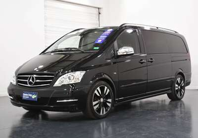 2014 Mercedes-Benz Viano Grand Edition