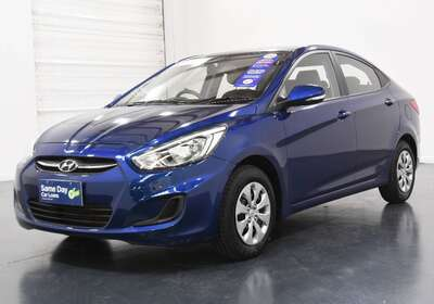 2017 Hyundai Accent Active