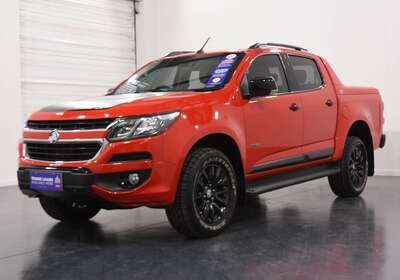 2017 Holden Colorado Z71 (4x4)