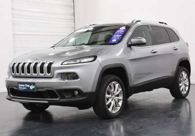 2014 Jeep Cherokee Limited (4x4)