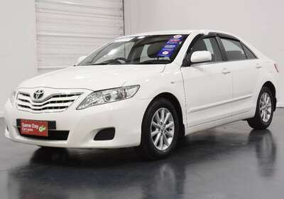 2011 Toyota Camry Altise
