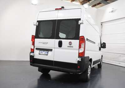 Fiat Ducato Mwb Low Roof Comport-matic