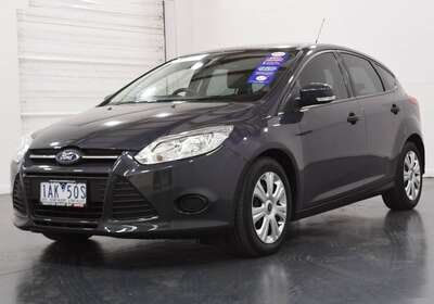 2012 Ford Focus Ambiente