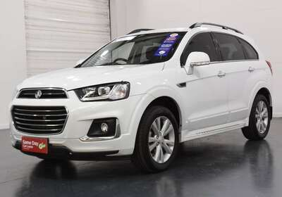 2016 Holden Captiva 7 Lt (awd)