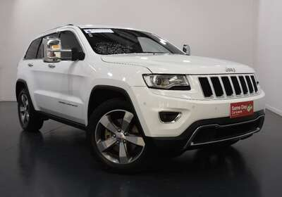 Jeep Grand Cherokee Limited (4x4)