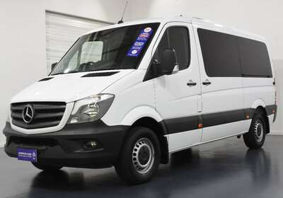 2016 Mercedes-Benz Sprinter 316cdi High Roof Xlwb 7g-tronic