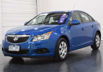 2013 Holden Cruze Cd