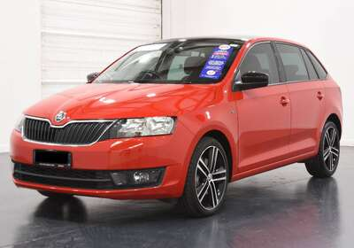 2014 Skoda Rapid Ambition Spaceback Dsg