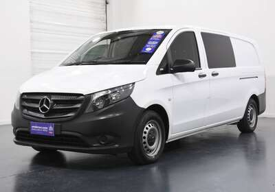 2017 Mercedes-Benz Vito 116 Bluetec Lwb