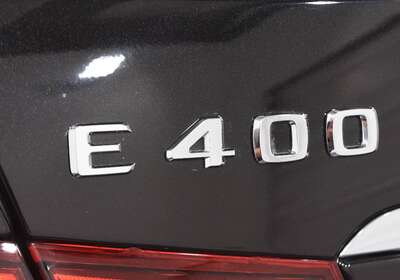 Mercedes-Benz E400 Other