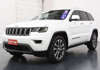 2017 Jeep Grand Cherokee Limited (4x4)