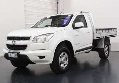 2013 Holden Colorado LX (4x2)