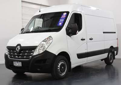 2017 Renault Master Low Roof Swb Amt