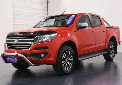 2016 Holden Colorado Ltz (4x4)