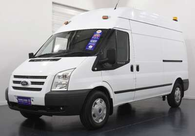 2013 Ford Transit 350 High Roof Lwb