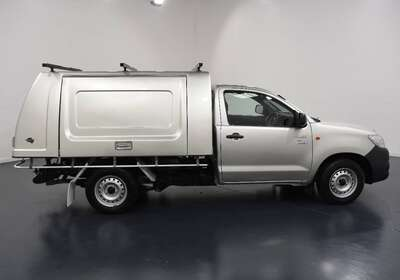 Toyota Hilux Workmate