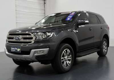 2017 Ford Everest Trend (4wd)
